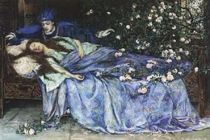 350px-Henry_Meynell_Rheam_-_Sleeping_Beauty (1)