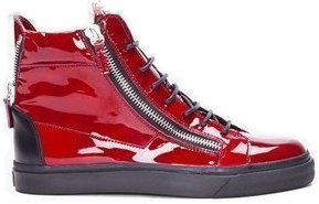 red shoeCutout