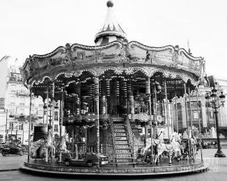 paris-carousel-merry-go-round-at-hotel-de-ville-paris-carousel-horses-at-hotel-de-ville-kathy-fornal