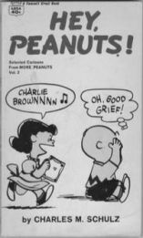 Peanuts B&W1