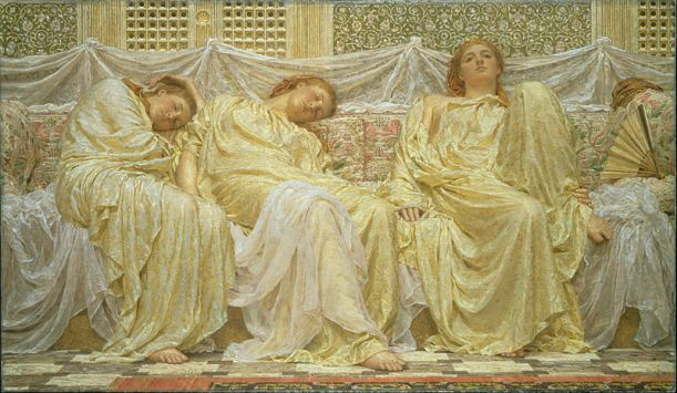 Albert_Joseph_Moore_-_Dreamers_-_Google_Art_Project
